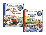 eBook Gratis da Scaricare Ravensburger Junior Libri Set Wieso Weshalb perche Automobili e Laster und Die Veicoli soccorso (PDF,EPUB,MOBI) Online Italiano