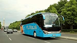 5 Gutscheine für FlixBus im Wert von je 5,00 EUR