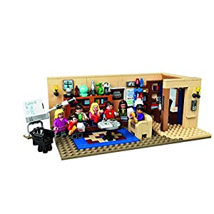 Lego - 21302 The Big Bang Theory: Appartamento di Leonard e Sheldon 1 LEGO