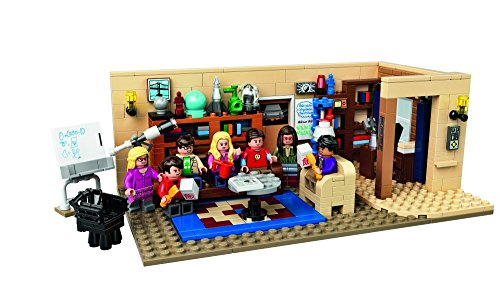 Preisvergleich Produktbild LEGO Ideas 21302 - The Big Bang Theory