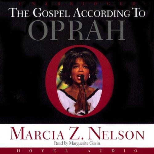Gospel According to Oprah  Audiolibri