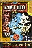 Baphomets Fluch II 2 Die Spiegel der Finsternis Cheat Lösungsbuch LBdg