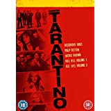 Quentin Tarantino 2015 Boxset