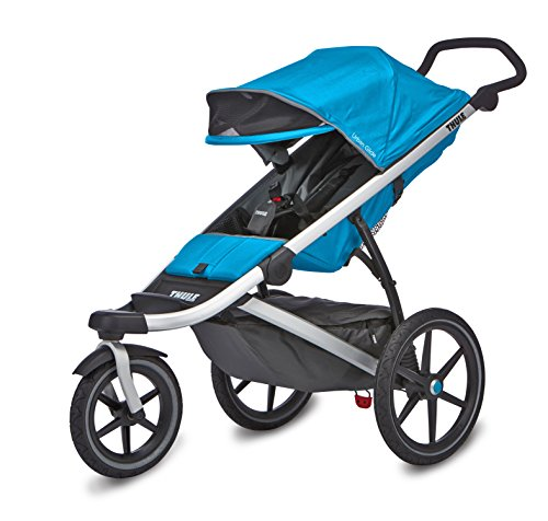 Thule Urban Glide 1 Passeggino, Bambino, Blu, M