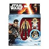 """Hasbro B3886EU4 - Star Wars E7 3.75"""" Deluxe Figuren, sortiert"""