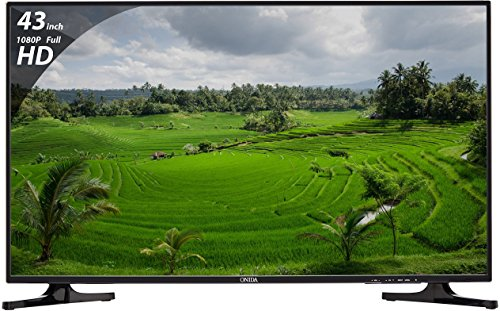 Onida 109.22 cm (43 inches) 43FB1/43FB2 Full HD LED TV (Black)
