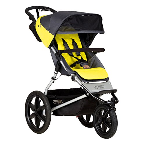 MOUNTAIN BUGGY 2015 TERRAIN JOGGING STROLLER  SOLUS BY MOUNTAIN BUGGY