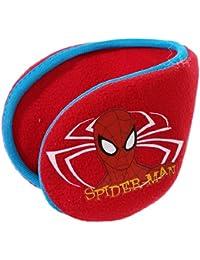 Cache orejas polar Flexible para niño Spider-Man rojo/azul tu