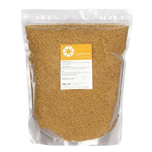 Daphnien Wasserflöhe getrocknet Fischfutter algova® (2kg)