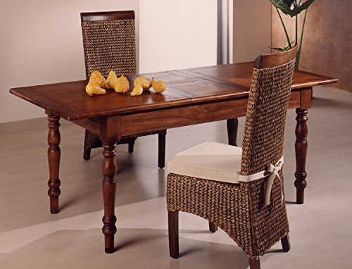 Tavolo Da Pranzo In Francese : Maisonoutlet tavolo da pranzo provenzale allungabile in legno