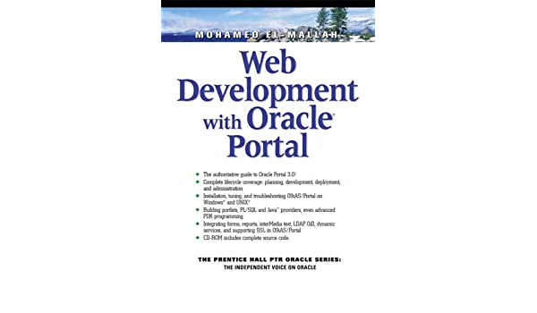Web Development with Oracle Portal: Amazon co uk: Mohamed El