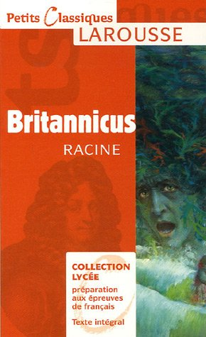 Britannicus par Jean Racine