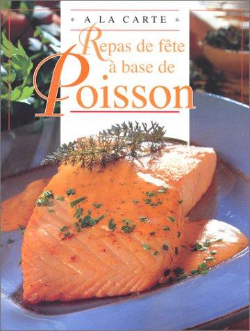 Repas de fête à base de poisson par Collectif