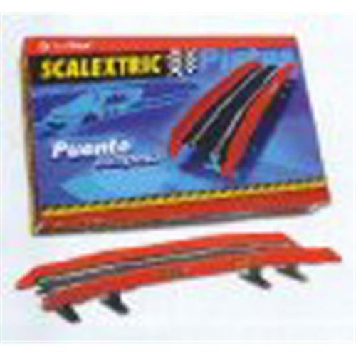 Tecnitoys Juguetes 3648 - Puente Completo Scalextric