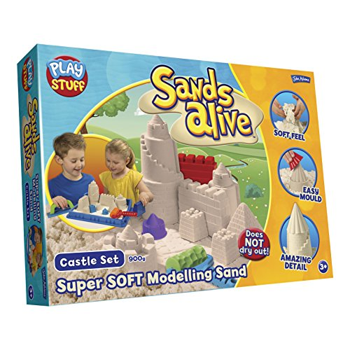 John Adams Sands Alive Castle Set