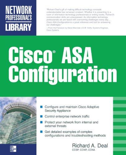 Cisco ASA configuration (Informatica)