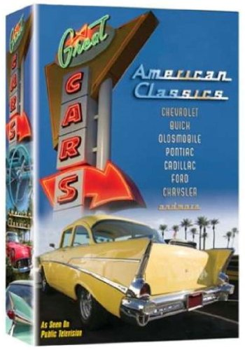 great-cars-american-classics-6-disc-dvd-set-chevrolet-buick-oldsmobile-pontiac-cadillac-ford-chrysle