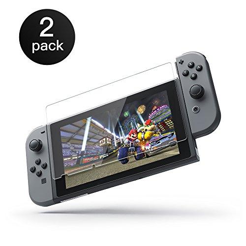 Nintendo Switch Protector Pantalla Coolreall Protector Cristal Vidrio