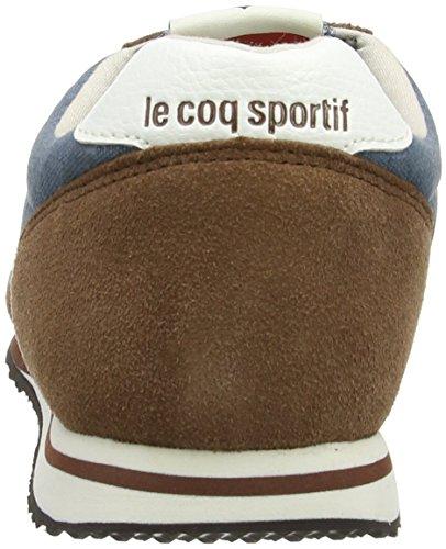 Le Coq Sportif Bolivar, Baskets mode homme Bleu (Mustang)