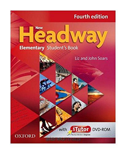 Headway 4E NEW Elementary SB Pack (iTutor DVD) [KSIKA]