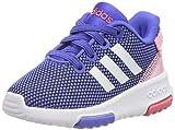 adidas Unisex-Kinder Racer TR Fitnessschuhe, Blau (Azalre/Ftwbla / Rossua 000), 27 EU
