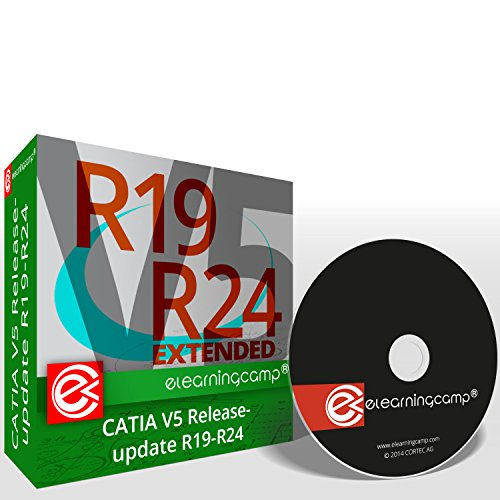 CATIA V5:Releaseupdate R19-R24 - extended (e-Learning)