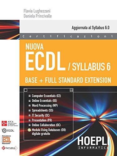 ECDL. Syllabus 6.0