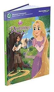 Leap Frog - Libro de actividades infantiles Enredados (Rapunzel) (80880) Importado de Francia