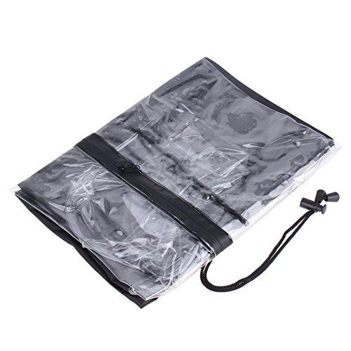 Asiproper Regenmantel, wasserdicht, Staubschutz für Kamera Canon 5D36d 60d 7d, (Wasserdicht Canon 60d)
