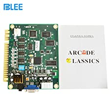 BLEE Classical Arcade Video Game Board 60 in 1 Jamma Games PCB