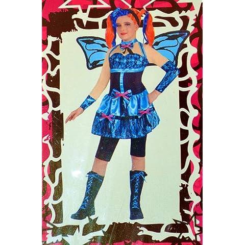 costume HallowinX Monster Mission - Bloom art. 11075 - 7/9 anni 111 cm