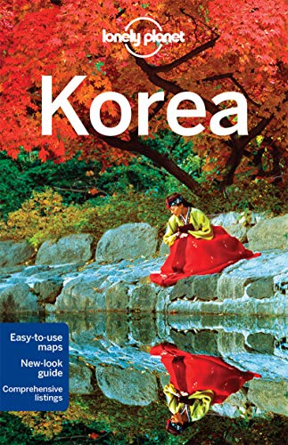 Lonely Planet Korea (Country Regional Guides) - Südkorea Reiseführer