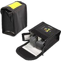 Flycoo Schutztasche für Batteries Abdeckung Safe Bag Aufbewahrungsbeutel Explosionsgeschützte Tasche für DJI SPARK Batterie (Für 2 batterien) preisvergleich bei kinderzimmerdekopreise.eu