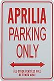 APRILIA Parcheggio unico segno