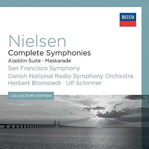Nielsen: Complete Symphonies - Aladdin-Suite /  Maskarade