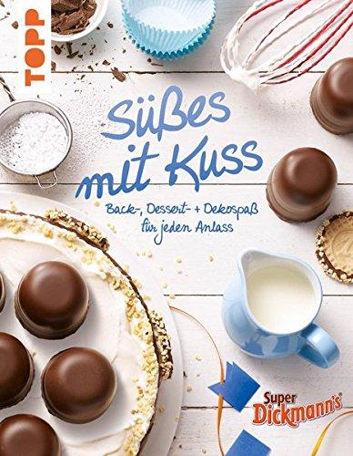 Buchseite und Rezensionen zu 'Süßes mit Kuss: Back-, Dessert- und Dekospaß für jeden Anlass' von Jasmin Schlaich