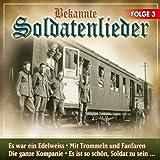 Bekannte Soldatenlieder 3 [Import allemand]