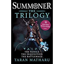 SUMMONER: The Trilogy: (Books 1-3 BOXSET) (English Edition)