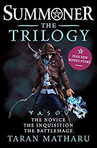 SUMMONER: The Trilogy: (Books 1-3 BOXSET) (English Edition)