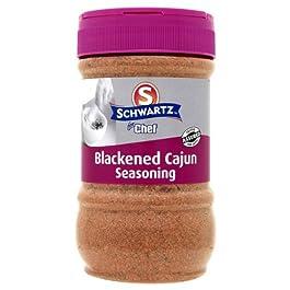 Schwartz Blackened Cajun Seasoning (550g)