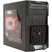 Zoostorm Quest Desktop PC – AMD A10 processor, 8GB RAM, 1TB Hard Drive, 128GB SSD, Windows 10 Home