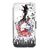 Neatik Coque Silicone iphone 5/5S/SE Fan de Ligue 1 Lille LOSC Geometric