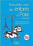 Petit livre de - Bons plans avec les enfants à Paris 2ed