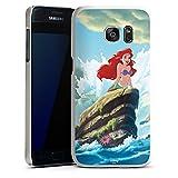 DeinDesign Samsung Galaxy S7 Hülle Case Handyhülle Disney Arielle Die Meerjungfrau Geschenke Merchandise