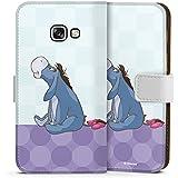 Samsung Galaxy A3 2017 Flip Tasche Schutz Hülle Walletcase Bookstyle Disney Winnie Puuh Eeyore Fanartikel Merchandise