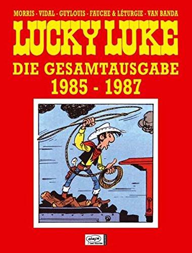Lucky Luke Gesamtausgabe 19: 1985 bis 1987 -