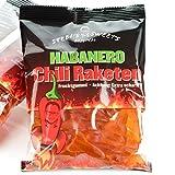 Stebi`s Sweets - Fruchtgummi Habanero Chili Raketen - 220g