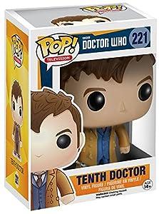 POP! Doctor Who Tenth Doctor Vinyl Figure from Funko