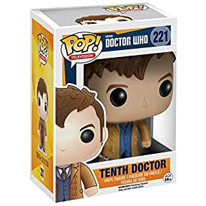 POP Doctor Who Tenth Doctor Vinyl Figure