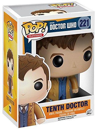 POP Doctor Who Tenth Doctor Vinyl Figure